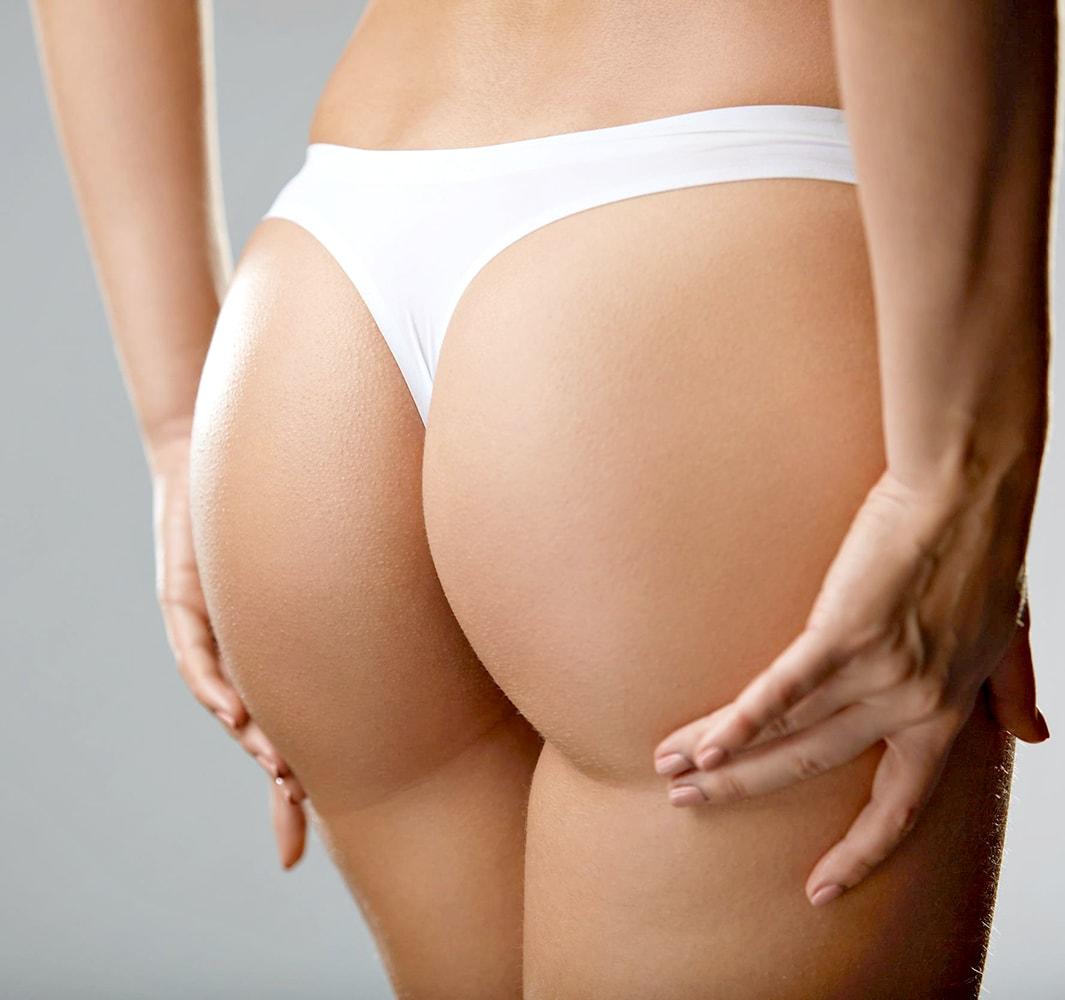 Бразилско дупе - чрез инжектиране на мазнини от тялото